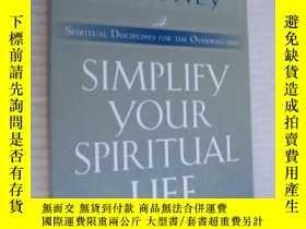 二手書博民逛書店Simplify罕見your spiritual life (i