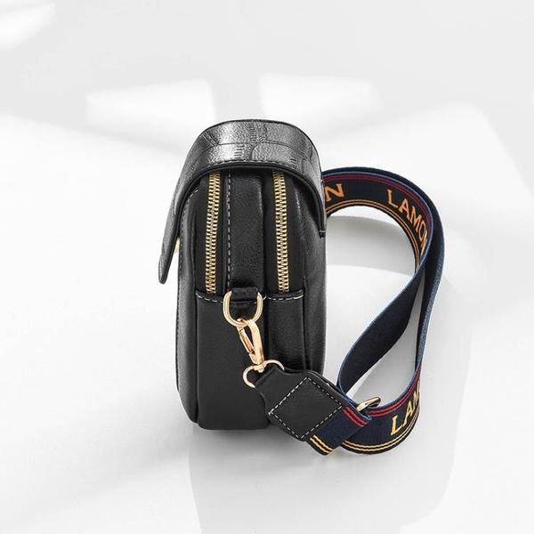 包包 女包2020新款單肩斜挎手機包女 上新豎款迷你時尚百搭小包包