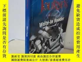 二手書博民逛書店JOURNEYS罕見Write-In Reader Grade 4Y434322 如圖 如圖
