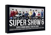 SUPER JUNIOR SUPER SHOW 6 雙DVD WORLD TOUR in SEOUL 台壓繁體中文字幕  (音樂影片購)