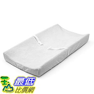 [106美國直購] 白色套子 Summer Infant Ultra Plush Changing Pad Cover