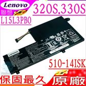LENOVO L15L3PB0 電池(原廠)-聯想 Flex 4-1470電池,4-1480電池,4-1570電池,Yoga 510- 14ISK電池,14吋,內置式