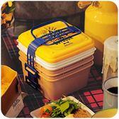 多層飯盒便當盒學生帶蓋創意水果盒便攜2層3層成人壽司盒子-免運好康八八折下殺