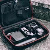 GoPro配件OSMOACTIONPOCKET配件包用於飛宇攝影數碼產品Gopro8收納包 【快速出貨】