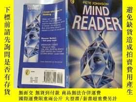 二手書博民逛書店Mind罕見Reader:讀心術Y200392
