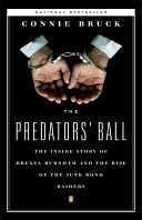 二手書The Predators Ball: The Inside Story of Drexel Burnham and the Rise of the Junk Bond Raiders R2Y 0140120904