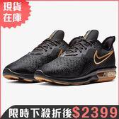 ★現貨在庫★ Nike Air Max Sequent 4 男鞋 慢跑 休閒 氣墊 避震 黑 金 【運動世界】 AO4485-005