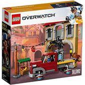 樂高積木 LEGO《 LT75972 》Overwatch 鬥陣特攻系列 - Dorado Showdown╭★ JOYBUS玩具百貨