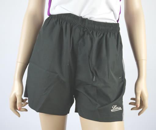 女拼接防潑水短褲