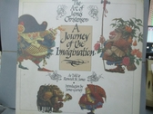 【書寶二手書T9/藝術_QFC】A Journey of the Imagination_Christensen, Ja