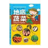 【限宅配】地底蔬菜立體書 CC06022 世一 (購潮8)
