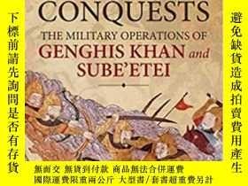 二手書博民逛書店The罕見Mongol Conquests: The Military Operations of Genghis