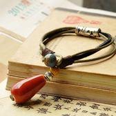 陶瓷手環-唯美創意生日情人節禮物女串珠手鍊73gw157[時尚巴黎]
