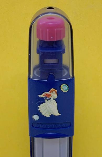 【震撼精品百貨】公主 系列Princess~印章套藍~美人魚#20513