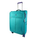 《高仕皮包》【免運費】Verage 超輕量經典格紋環保旅行.28吋.湖水藍349-1328-03
