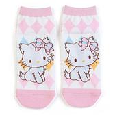 Sanrio CHARMMY KITTY成人女用短襪(緞帶)★funbox★_596345