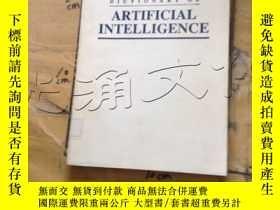 二手書博民逛書店Dictionary罕見of Artificial Intell