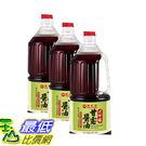 [COSCO代購] 促銷至8月7日 萬家香 大吟釀甘露醬油 1500毫升 (6入)_W108635