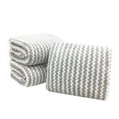 百特兔親水柔膚雙色條紋浴巾SU7582/浴巾/吸水巾/親膚
