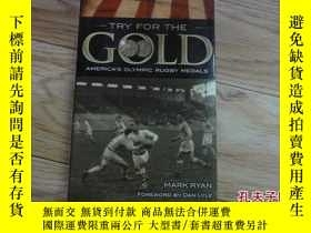 二手書博民逛書店外文原版罕見TRY FOR THE GOLD 精裝Y18989