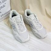New Balance 復古 休閒鞋 D楦 女款 WX452SR 杏仁 燕麥 奶茶【iSport愛運動】