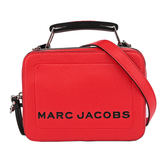 【MARC  JACOBS】The Mini Box 20 Bag相機包(紅) M0014840 612