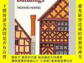 二手書博民逛書店Discovering罕見Timber-framed BuildingsY255562 Harris, Ric