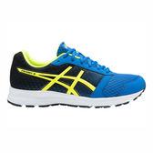 Asics Patriot 9 [T823N-4507] 男鞋 運動 慢跑 跑步 休閒 舒適 輕量 緩震 亞瑟士 藍黃