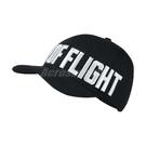 Nike 帽子 Jordan Jumpman Sportwear Classic 99 Cof Cap 黑 白 男女款 基本款 電繡 六片帽 【PUMP306】 894675-010