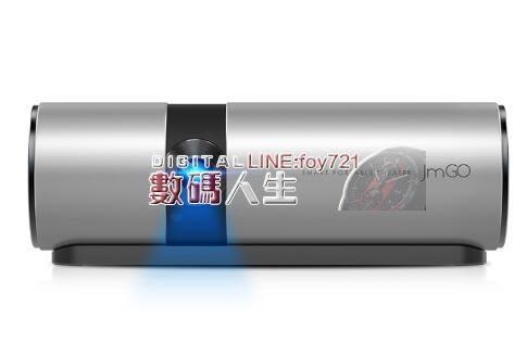 投影儀堅果P2 家用投影儀1080p高清移動手機便攜微型投影機智慧wifi無線 數碼人生igo