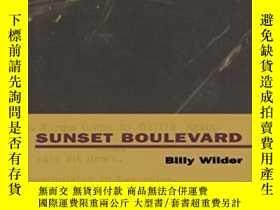 二手書博民逛書店Sunset罕見BoulevardY256260 Billy Wilder University Of Cal
