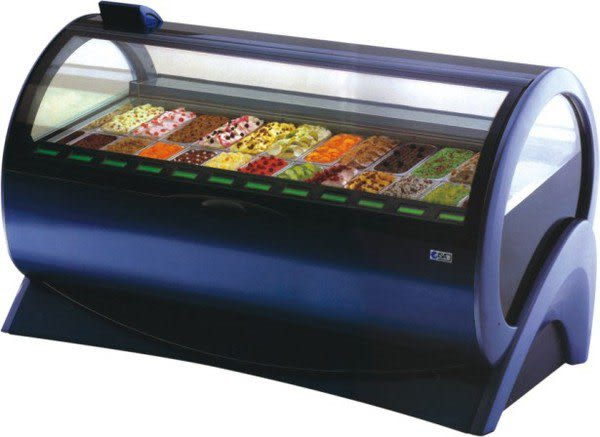 義大利 ISA 冰淇淋櫃【無霜冰櫃】型號:CLICK-24
