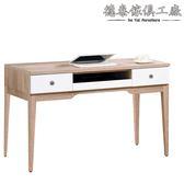 【德泰傢俱工廠】金美4尺電腦桌(下座) A003-258-2
