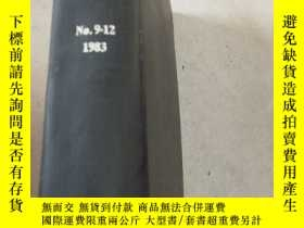 二手書博民逛書店hydrocarbon罕見processing No.9-12.