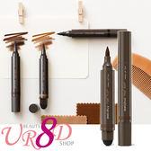 韓國 innisfree 防水髮際修容雙頭筆2.5g (3色) 補髮色 髮際補色【UR8D】