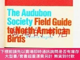 二手書博民逛書店The罕見Audubon Society Field Guide to North American Birds