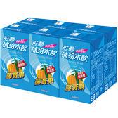 形動補給水飲300ml*6入【愛買】