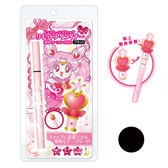 Anime Cosme 美少女戰士粉紅月亮愛心棒眼線液 黑色 第二彈 0.4ml
