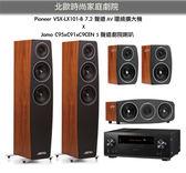 經典數位~Pionee X Jamo五聲道家庭劇院組合(VSX-LX101-B +C95.C9cen.C91)