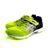ASICS 亞瑟士  魔鬼氈   輕量透氣慢跑鞋 運動鞋《7+1童鞋》5094 黃色