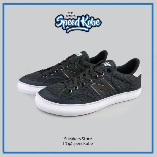 NEW BALANCE 帆布鞋 黑白 復古 休閒 情侶鞋 男女 PROCTSVD【SP】