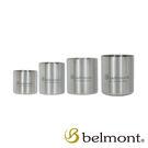 BELMONT 日本 雙層鈦杯組〈大小四...
