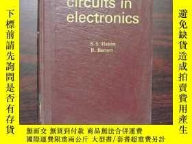 二手書博民逛書店transistor罕見circuits in electron