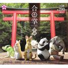 全套5款【日本正版】合掌祈福動物 P2 ...