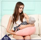 孕婦枕頭護腰側睡枕睡覺側臥枕孕托腹用品u型抱枕神器  ℒ酷星球