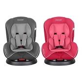 Carousel 0-4歲汽車安全座椅/汽座(金屬灰/蜜桃粉)[衛立兒生活館]