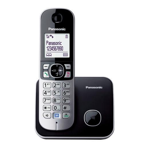 [奇奇文具]新品上市!【Panasonic 國際牌 無線電話】Panasonic KX-TG6811TW 數位式無線電話(KX-TG6611TW )