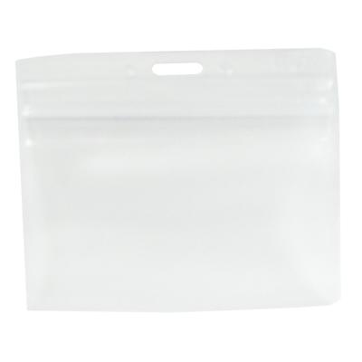 TS-832 防水證件套/派司套/識別套(霧面)橫式 10.3x6.5 cm內徑