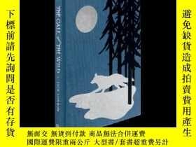 二手書博民逛書店the罕見call of the wild 野性的呼喚Y2591
