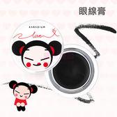 韓國 Karadium X PUCCA 眼線膏 3.5g 中國娃娃聯名限量款【特價】★beauty pie★
